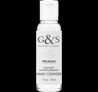 G&S 30ml Hand Cleanser