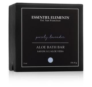 Purely Lavender Aloe Soap   Essentiel Elements Treatment   Gilchrist & Soames