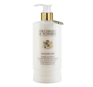 Hand Lotion,15.5 | English Spa | Gilchrist & Soames