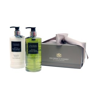 Reserve Hand Wash & Body Lotion Gift Set, 458ml