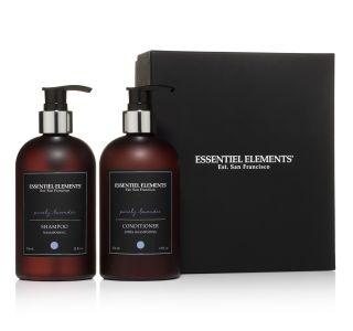 Purely Lavender Hair Care   Essentiel Elements Treatement   Gilchrist & Soames