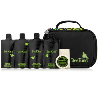 BeeKind® Jet Set Travel Pack - Paper Bottles
