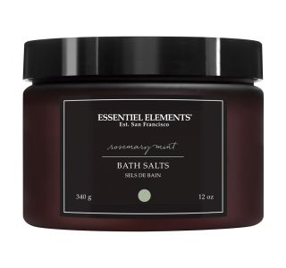 Rosemary Mint Bath Salts   Essentiel Elements Treatment   Gilchrist & Soames