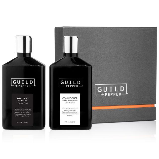 Hair Care Box Set | GUILD+PEPPER | Gilchrist & Soames