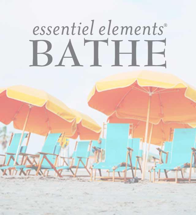 Bathe Collection - Sparkling Citrus and orange blossom