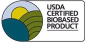 USDA biobased product logo